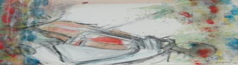 نقاشی ویولن